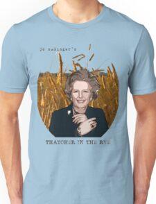 JD Salinger's Thatcher in the Rye Unisex T-Shirt