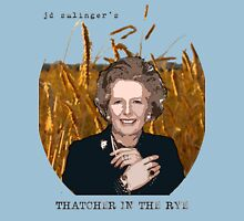 JD Salinger's Thatcher in the Rye Unisex T-Shirt
