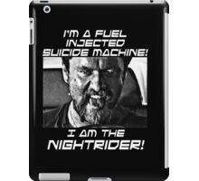 Nightrider iPad Case/Skin
