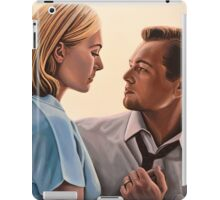 Kate Winslet and Leonardo DiCaprio Painting iPad Case/Skin