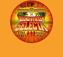 Reggae Vibration Sound System Selecta Unisex T-Shirt
