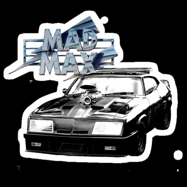 Mad Max Interceptor by Biker