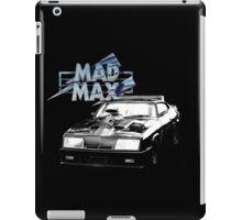 Mad Max Interceptor iPad Case/Skin