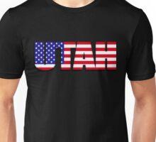 Utah United States of America Flag Unisex T-Shirt