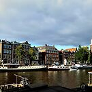 October sunshine at Amsterdam by jchanders