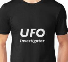 UFO Investigator Unisex T-Shirt