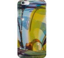 colorful glass vase iPhone Case/Skin