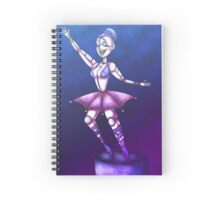 Ballora The Ballerina Spiral Notebook