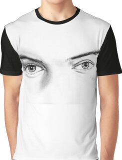 Harry Styles Eyes Graphic T-Shirt