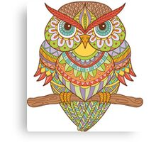 Owl you doing? Canvas Print