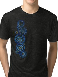 Dr Who's signature Tri-blend T-Shirt