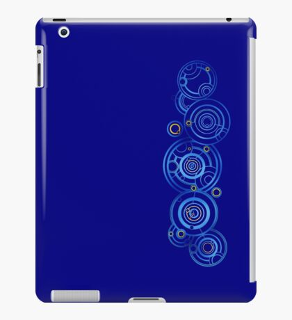 Dr Who's signature iPad Case/Skin