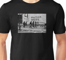 Black Panthers - Panther Power Unisex T-Shirt