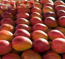 Mangos 2/$5 by Donna Adamski