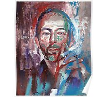 Thom Yorke Poster