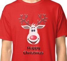 Rudolf - Happy Christmas Classic T-Shirt