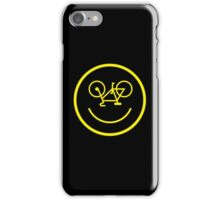 Bicycle Smiley iPhone Case/Skin