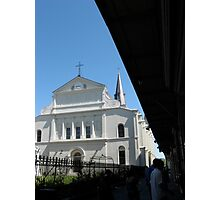 St. Louis Cathedral, New Orleans by Sugarchele23 Photographic Print