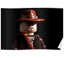 Lego Indiana Jones Poster