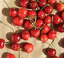Cherries by Talida Pacurar
