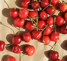 Cherries by Talida Pacurar