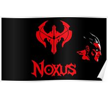 NOXUS/League of legends Poster