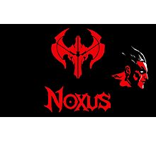 NOXUS/League of legends Photographic Print