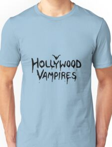 Hollywood Vampires Unisex T-Shirt