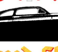 Hot Rod Speed Shop Sticker