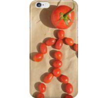 Mr. Tomato iPhone Case/Skin