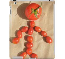 Mr. Tomato iPad Case/Skin