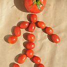 Mr. Tomato by Talida Pacurar