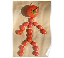 Mr. Tomato Poster