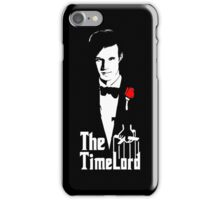 Doctor Who Godfather iPhone Case/Skin