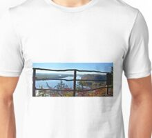 View From Fire Point Unisex T-Shirt