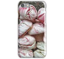 puffy pastries iPhone Case/Skin