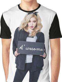 Hyuna Graphic T-Shirt