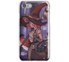 Midnight Witch iPhone Case/Skin
