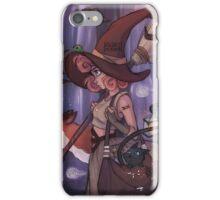 Midnight Witch iPhone Case/Skin