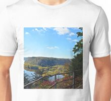 View From Fire Point 2 Unisex T-Shirt