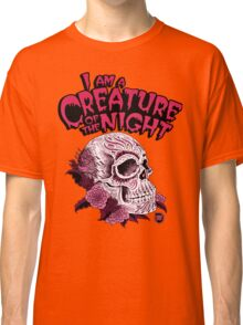 The Creature of the night Classic T-Shirt