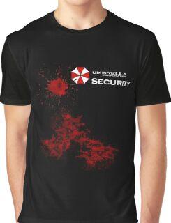 Resident Evil - Umbrella Graphic T-Shirt