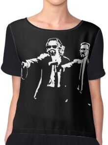 Lebowski Pulp Fiction Chiffon Top