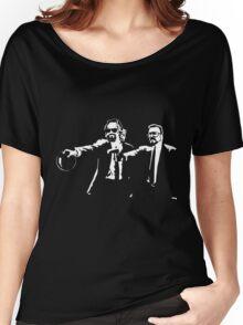 Lebowski Pulp Fiction Women's Relaxed Fit T-Shirt