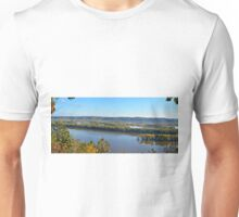 View From Fire Point 3 Unisex T-Shirt