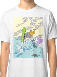 Snowboarding Classic T-Shirt