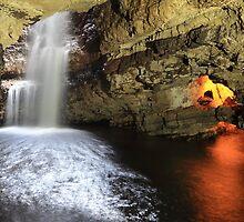 Smoo Burn Waterfall by Maria Gaellman