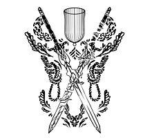 Sten companion tattoo Photographic Print