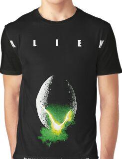 Alien - poster Graphic T-Shirt