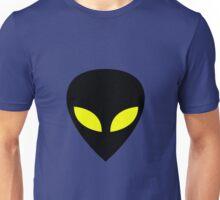 Alien in the Night Unisex T-Shirt